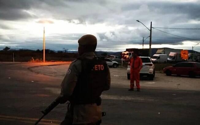 Polícia de Brumado, no sudoeste da Bahia, interrompe evento chamado de