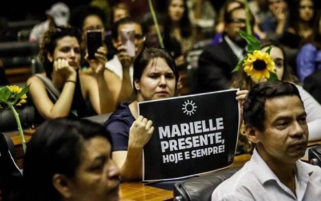 Marielle Franco era ativista em defesa, principalmente, dos direitos das mulheres negras e moradores de favelas e periferias