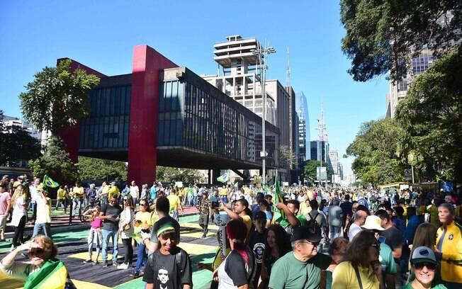 Líderes avaliam que atos pró-Bolsonaro não mudam pauta da Câmara