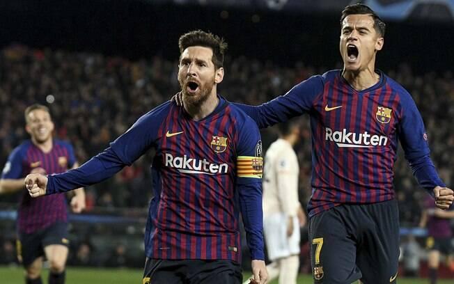 Barcelona x Sevilla é um dos destaques deste sábado na agenda do futebol