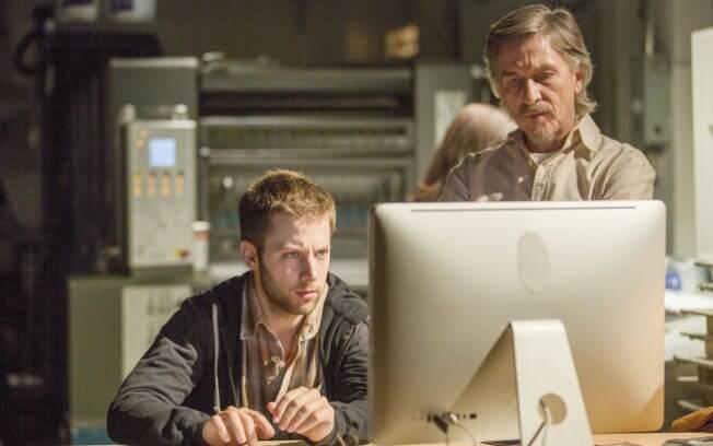 Imagens da série 'Deus Inc.'. Foto: Divulgação/HBO