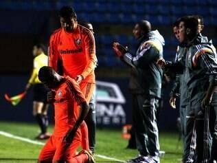 Fluminense venceu o Bahia com gol anotado pelo atacante Kenedy