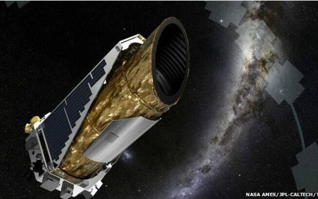 Pesquisadores usaram dados do telescópio Kepler, que integra missão de busca por vida fora da Terra