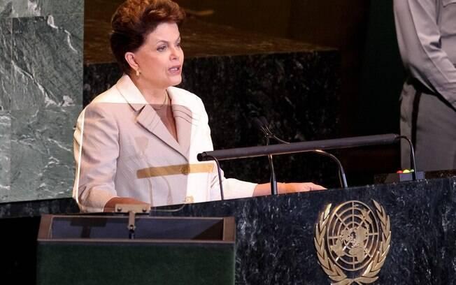 Países: Dilma focou seu discurso na união das nações