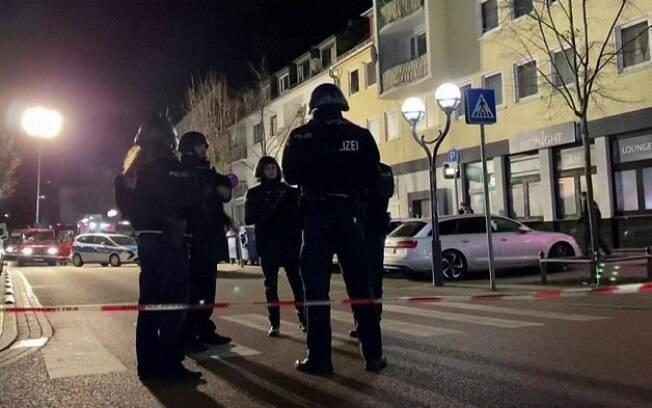 Tiroteio deixou mortos na cidade de Hanau, na Alemanha