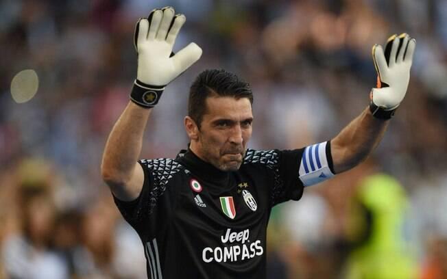 Gianluigi Buffon se despede da Juventus  e já é alvo de clubes europeus