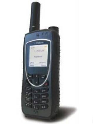 Telefones por satélite custam cerca de US$ 1 mil