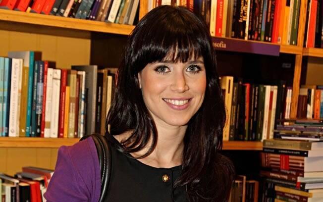 Mel Lisboa: boa aluna