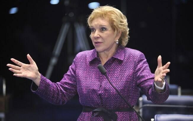 Marta Suplicy afirma que presidente interino não teve muitas opções na escolha dos ministros