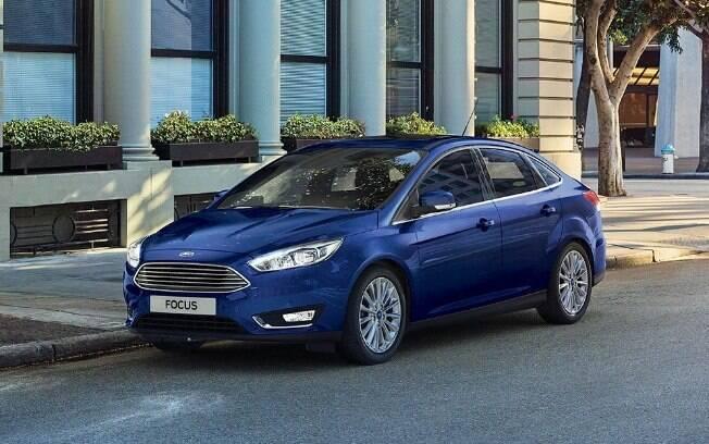 No topo da lista dos sedãs médios que mais desvalorizam, o Ford Focus Fastback ainda sim é um bom carro