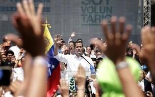"""Guaidó vai encontrar funcionários públicos: """"primeiros passos para democracia"""""""