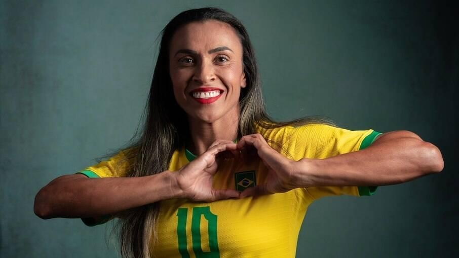 Seleção feminina estreia nas Olimpíadas na madrugada desta quarta-feira