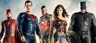 Na guerra contra a Marvel, Warner e DC mostram os dentes no evento