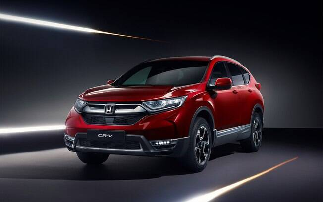 O Honda CR-V Hybrid deve chegar ao Brasil em 2020 custando cerca de R$ 230 mil