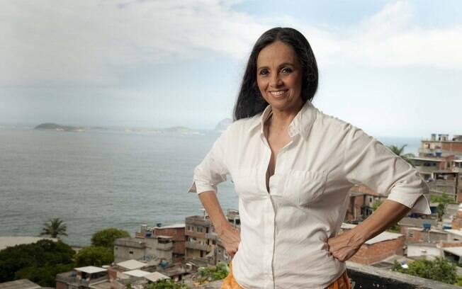 Nidia de Paula, 61 anos: ex-modelo