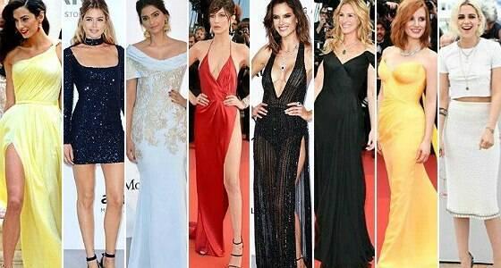 Quem foi a mais bem vestida em Cannes? Vote