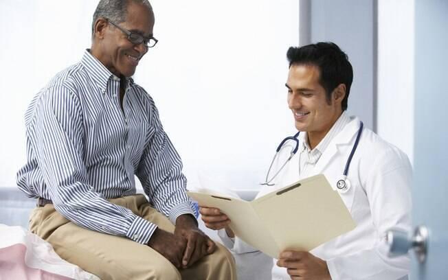 Câncer de próstata está entre os tipos de mutação com fatores genéticos