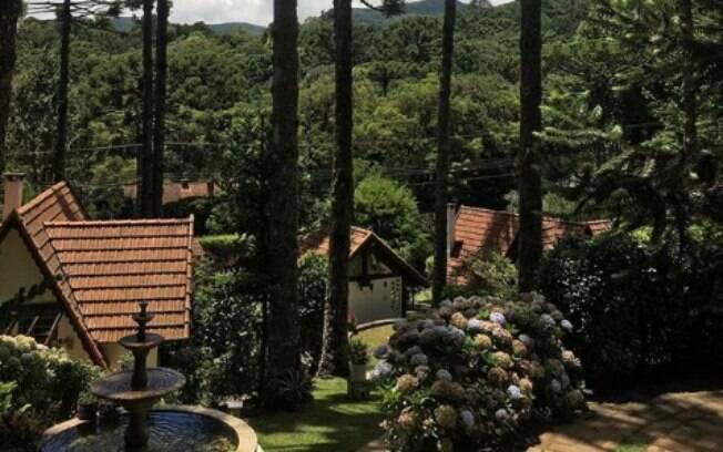 A pousada Provence é uma das melhores em Monte Verde, que fica na divisa de São Paulo e Minas Gerais