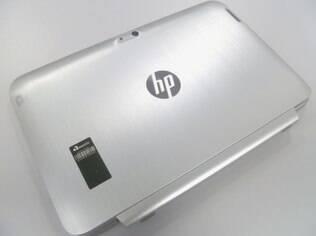 Acabamento em alumínio é destaque do HP Envy x2