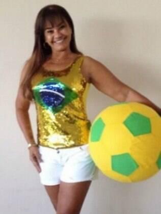 Em um ano, Solange Couto emagreceu mais de 50kg