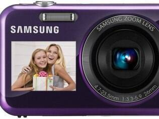 Câmera Samsung PL120