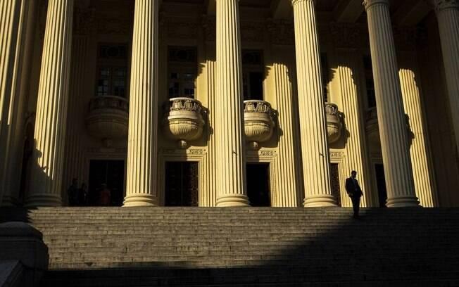 Palácio Tiradentes, sede da Assembleia Legislativa do Rio (Alerj)