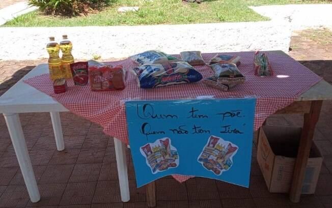 Artur Nogueira lança campanha para ajudar famílias carentes