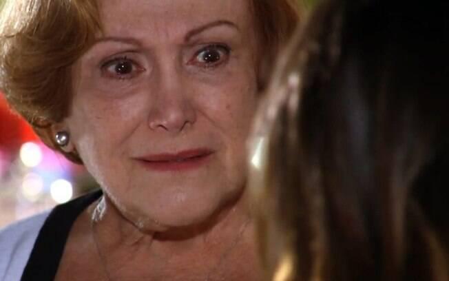 A Vida da Gente: Rejeitada por Lúcio, Ana cai em desespero e vai atrás de Iná para contar segredo mais íntimo e nunca antes confessado