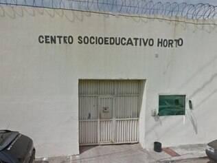 Suspeito estava internado no Centro Socioeducativo do Horto