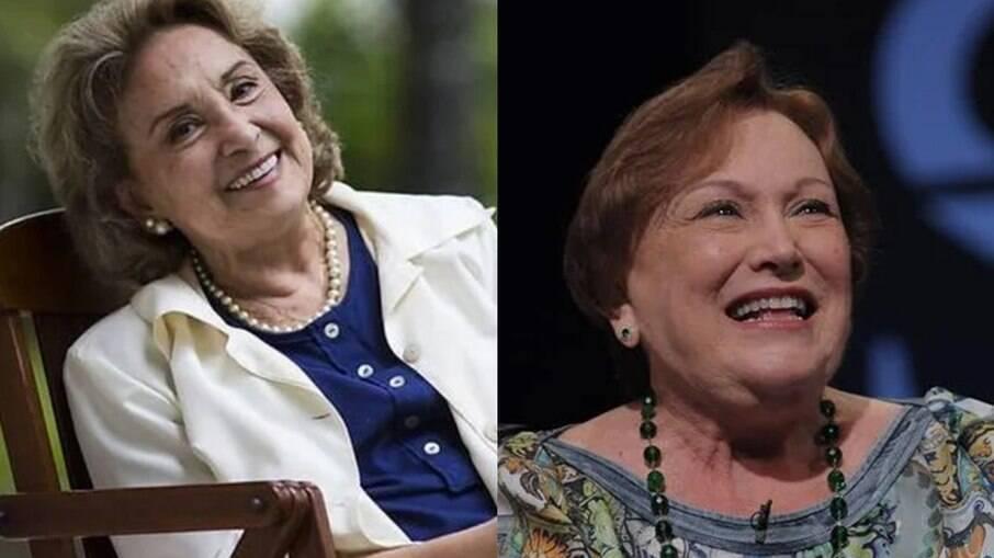 Eva Wilma e Nicette Bruno