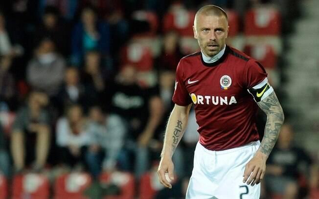 Ex-jogador Tomas Repka