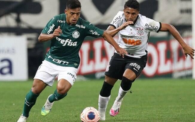 Destaque do Palmeiras não defendeu o Corinthians por 'questão de um dia'
