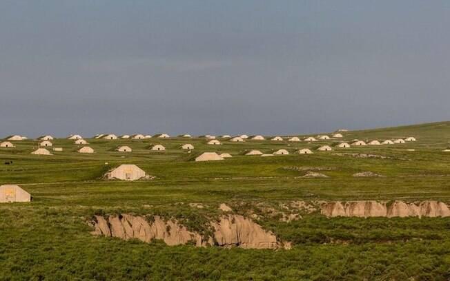 O Vivos xPoint, em Dakota do Sul, é um complexo com 575 bunkers construídos durante a Segunda Guerra Mundial