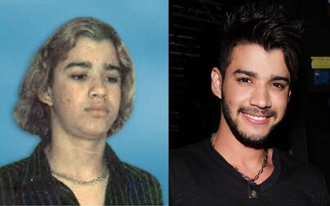 Resultado de imagem para antes e depois gusttavo lima