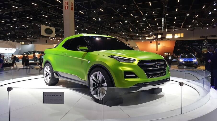 Creta STC foi mostrado no Salão do Automóvel de 2016, mostrando que a Hyundai está de olho na categoria