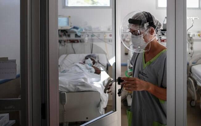 Boa infraestrutura do sistema de saúde também contribuiu