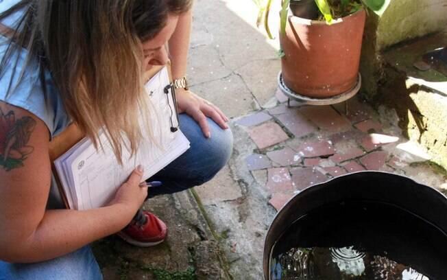 Campinas registrou quase 4 mil casos de dengue desde janeiro.