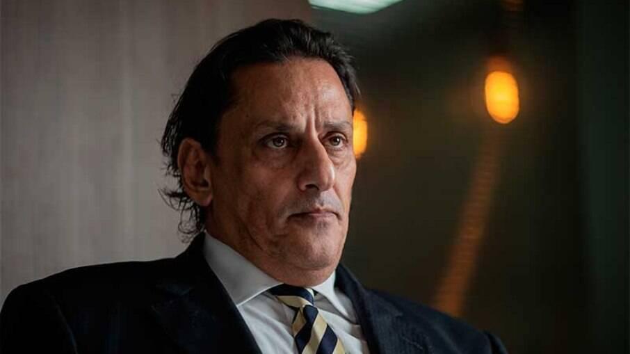 Frederick Wassef, advogado do presidente da República, Jair Bolsonaro, e do senador Flávio Bolsonaro