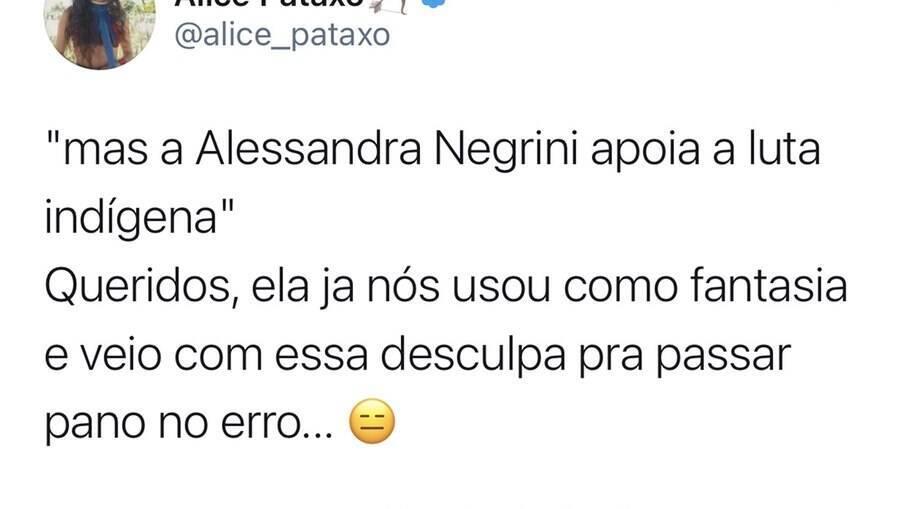 Alice Pataxó