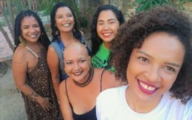 Pré-candidatura coletiva Nossa Cara, de Fortaleza, é composta apenas por mulheres negras