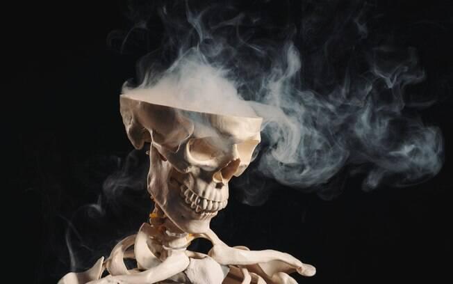 Mitos sobre o tabagismo: os produtos com tabaco afetam o corpo como um todo, inclusive o sistema nervoso