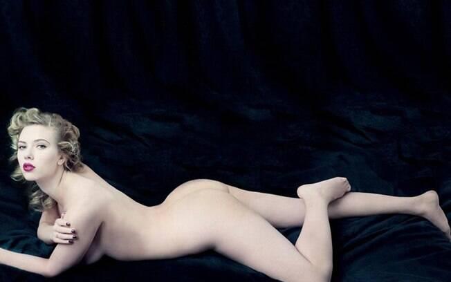 Scarlett Johansson ficou na 6ª posição