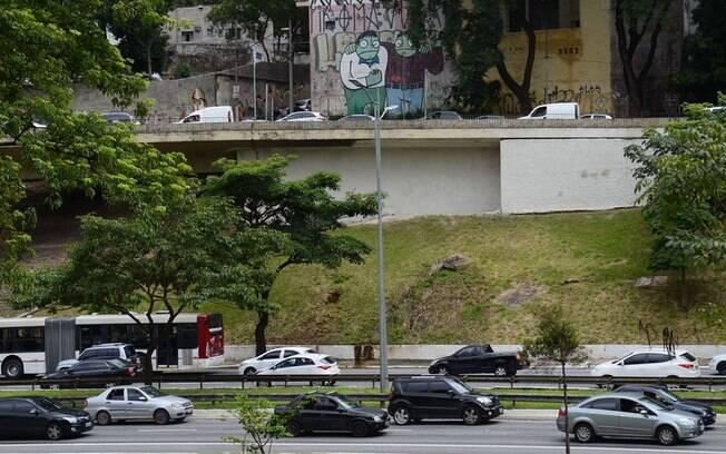 Desde que assumiu mandato, Doria declarou guerra contra pichação; grafites em muro na 23 de Maio foram apagados