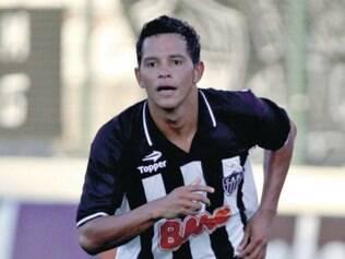 Giovanni Augusto teve chances com o técnico Dorival Júnior