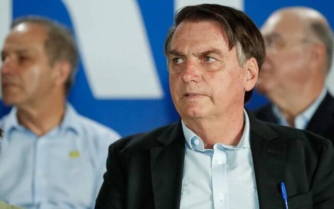 As declarações de Bolsonaro foram mal recebidas pelos investidores e as ações do Banco do Brasil chegaram a cair 1,5%