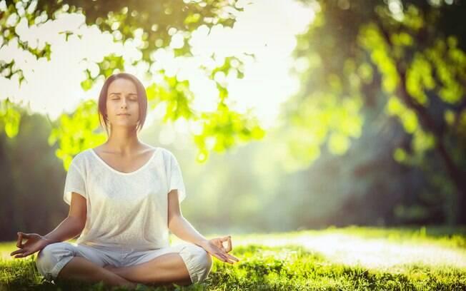 Meditação é saúde, prosperidade, equilíbrio, é Vida!