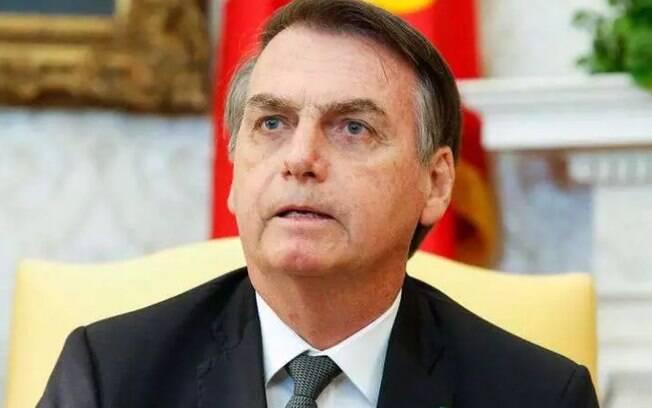 Presidente Jair Bolsonaro (Sem partido)