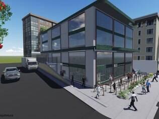 Estrutura contará com 130 lugares no térreo e mais 132 no segundo andar