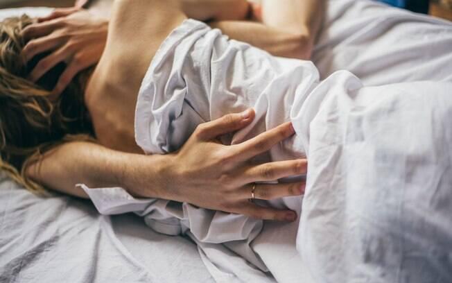 A tensão e o medo podem liberar esse desejo por sexo