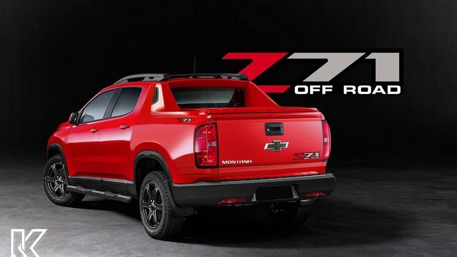 Chevrolet Montana seguirá a ideia da Fiat Toro de se aproximar de um SUV para ganhar apelo no mercado
